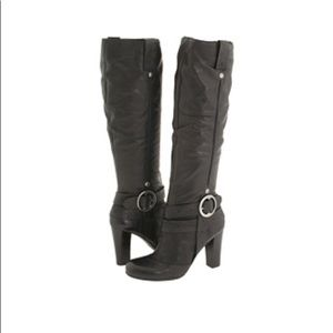 NINE WEST Convince Me Tall Boots size 7.5
